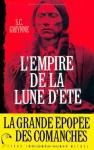 """Couverture du livre : """"L'empire de la Lune d'été"""""""