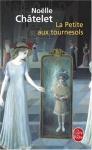 """Couverture du livre : """"La petite aux tournesols"""""""