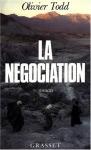 """Couverture du livre : """"La négociation"""""""