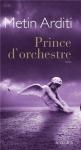 """Couverture du livre : """"Prince d'orchestre"""""""