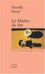 """Couverture du livre : """"Le Maître de thé"""""""
