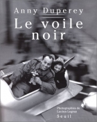 """Couverture du livre : """"Le voile noir"""""""