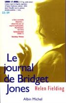 """Couverture du livre : """"Le journal de Bridget Jones"""""""