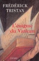 """Couverture du livre : """"L'énigme du Vatican"""""""