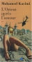 """Couverture du livre : """"L'Orient après l'amour"""""""
