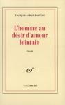 """Couverture du livre : """"L'homme au désir d'amour lointain"""""""