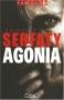 """Couverture du livre : """"Agônia"""""""