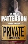 """Couverture du livre : """"Privates Londres"""""""