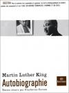 """Couverture du livre : """"Martin Luther King, autobiographie"""""""