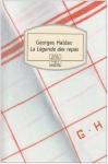 """Couverture du livre : """"La légende des repas"""""""