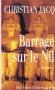 """Couverture du livre : """"Barrage sur le Nil"""""""