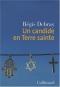 """Couverture du livre : """"Un candide en Terre sainte"""""""