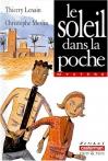 """Couverture du livre : """"Le soleil dans la poche"""""""