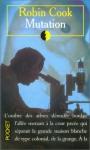 """Couverture du livre : """"Mutation"""""""