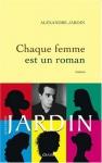 """Couverture du livre : """"Chaque femme est un roman"""""""