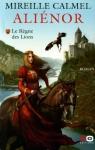 """Couverture du livre : """"Le règne des lions"""""""