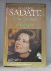 """Couverture du livre : """"Une femme d'Égypte"""""""