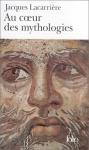 """Couverture du livre : """"Au coeur des mythologies"""""""