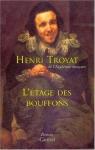 """Couverture du livre : """"L'étage des bouffons"""""""