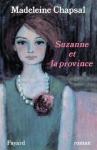 """Couverture du livre : """"Suzanne et la province"""""""