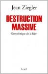 """Couverture du livre : """"Destruction massive"""""""