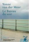 """Couverture du livre : """"Le bateau du soir"""""""