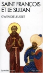 """Couverture du livre : """"Saint-François et le sultan"""""""