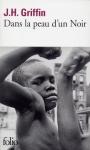 """Couverture du livre : """"Dans la peau d'un noir"""""""