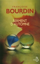 """Couverture du livre : """"Serment d'automne"""""""