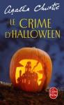 """Couverture du livre : """"Le crime d'Halloween"""""""