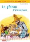 """Couverture du livre : """"Le gâteau d'anniversaire"""""""