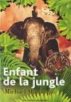 """Couverture du livre : """"Enfant de la jungle"""""""