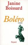 """Couverture du livre : """"Boléro"""""""