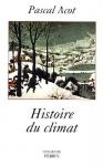 """Couverture du livre : """"Histoire du climat"""""""