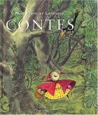 """Couverture du livre : """"Mon premier Larousse des contes"""""""