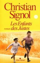 """Couverture du livre : """"Les enfants des Justes"""""""