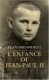 """Couverture du livre : """"L'enfance de Jean-Paul II"""""""