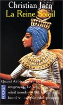 """Couverture du livre : """"La reine soleil"""""""