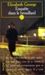 """Couverture du livre : """"Enquête dans le brouillard"""""""