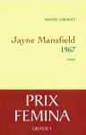 """Couverture du livre : """"Jayne Mansfield 1967"""""""