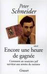 """Couverture du livre : """"Encore une heure de gagnée"""""""