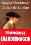 """Couverture du livre : """"L'enfant des Lumières"""""""