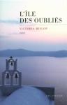 """Couverture du livre : """"L'île des oubliés"""""""