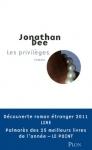 """Couverture du livre : """"Les privilèges"""""""