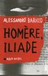 """Couverture du livre : """"Homère, Iliade"""""""