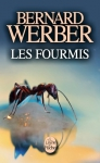 """Couverture du livre : """"Les fourmis"""""""