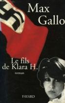 """Couverture du livre : """"Le fils de Klara H."""""""