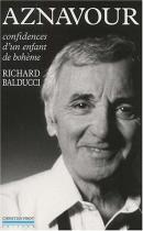 """Couverture du livre : """"Charles Aznavour"""""""