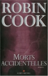 "Couverture du livre : ""Morts accidentelles"""