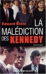 """Couverture du livre : """"La malédiction des Kennedy"""""""